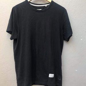RAG & BONE medium black short sleeve